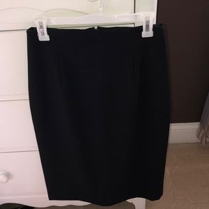 Ellen Tracy Skirts - Black Pencil Skirt
